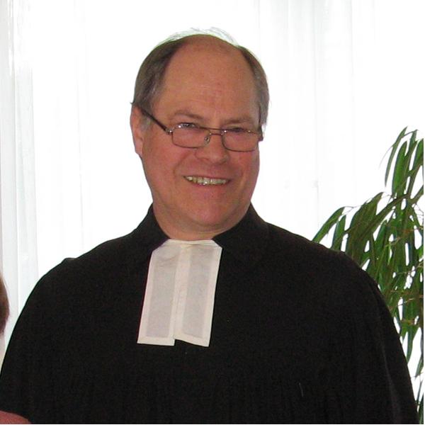 Pfarrer Gruber