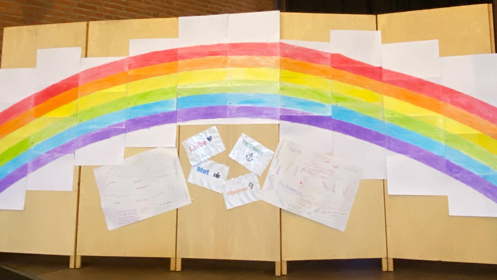 Schulgottesdienst Regenbogenschule | mittwochs, 8:15-9:00 Uhr